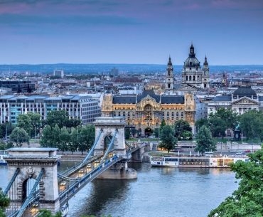 Budapest – the city of temptations