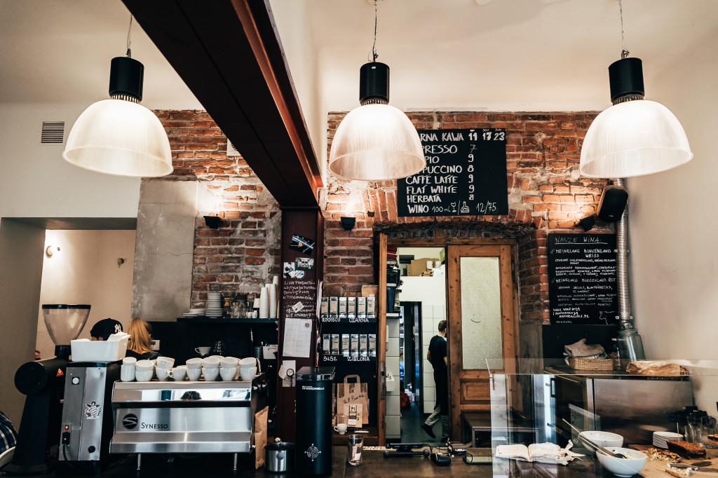 kawiarnia Karma, kawa specialty w Krakowie