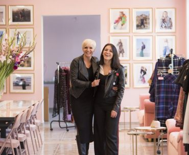 Fashion Space Created By Mum And Daughter